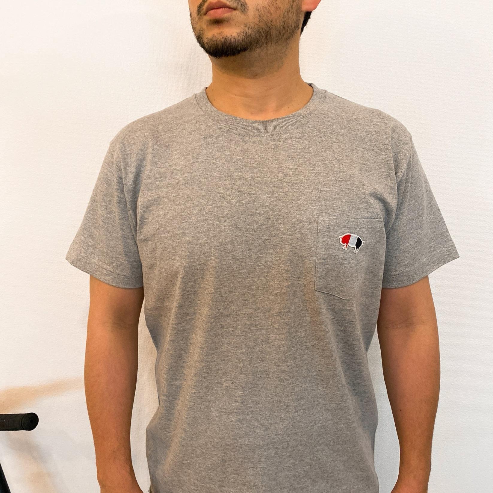 Tシャツ(ポークワッペン)